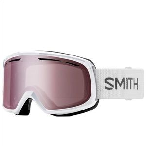 Smith Optics Drift Ski Snow Goggle White Ignitor